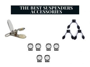 Accessories for suspenders