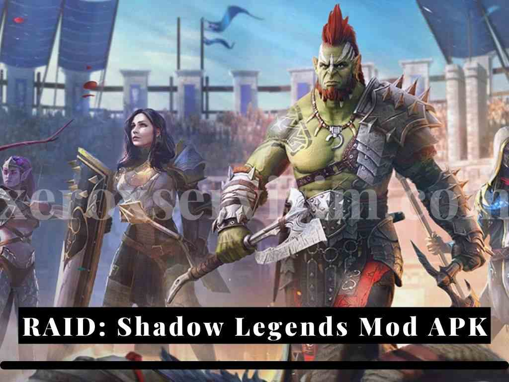 Raid Shadow Legends Mod Features