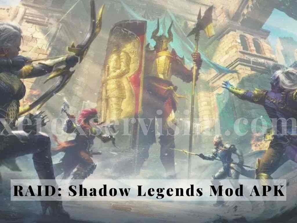 Raid Shadow Legends Mod Apk feature