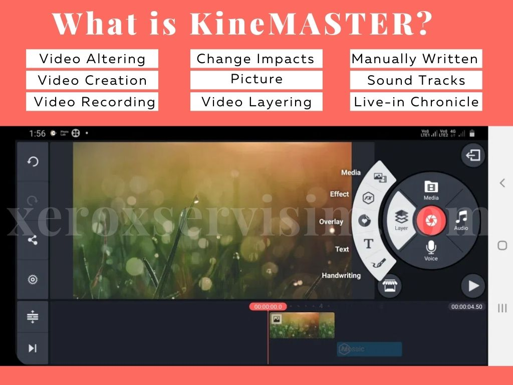 What is KineMaster?